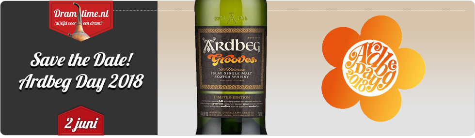 Ardbeg Day 2018 - Save The Date!