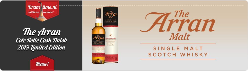 The Arran Cote Rotie Cask Finish