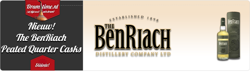 BenRiach Peated QC