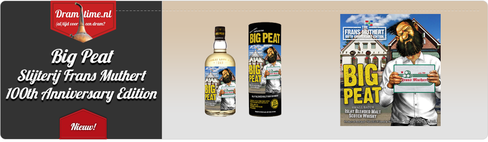 Big Peat Frans Muthert 100th Anniversary Edition