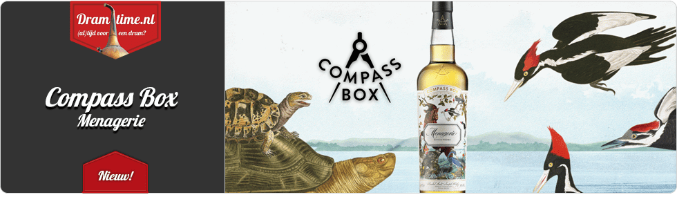 Compass Box Menagerie