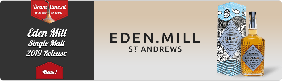 Eden Mill Single Malt Release 2019