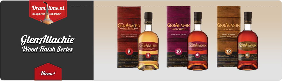 GlenAllachie Wood Finish Series
