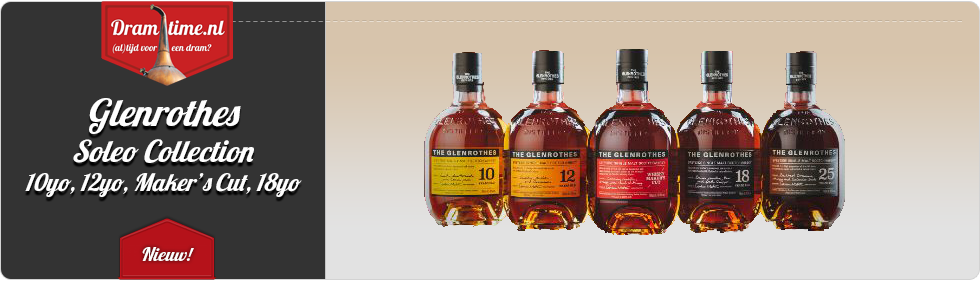 Glenrothes Soleo Collection