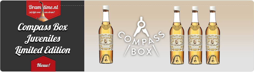 Compass Box Juveniles Limited Edition
