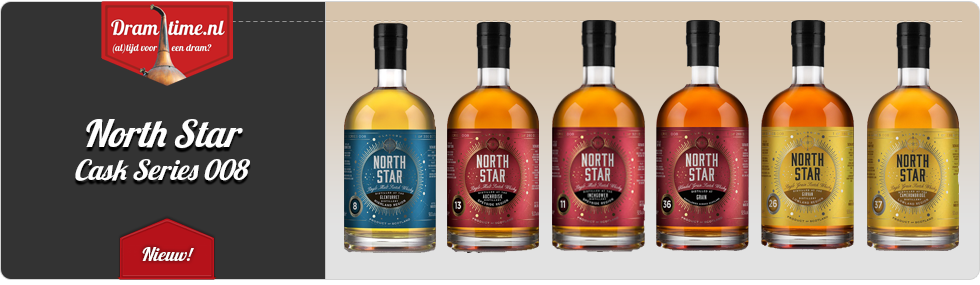 North Star Cask Series 008