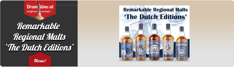 Remarkable Regional Malts The Dutch Editions
