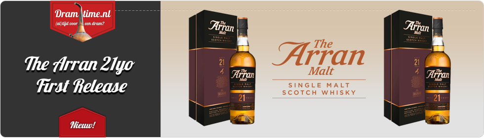 The Arran 21yo First Release