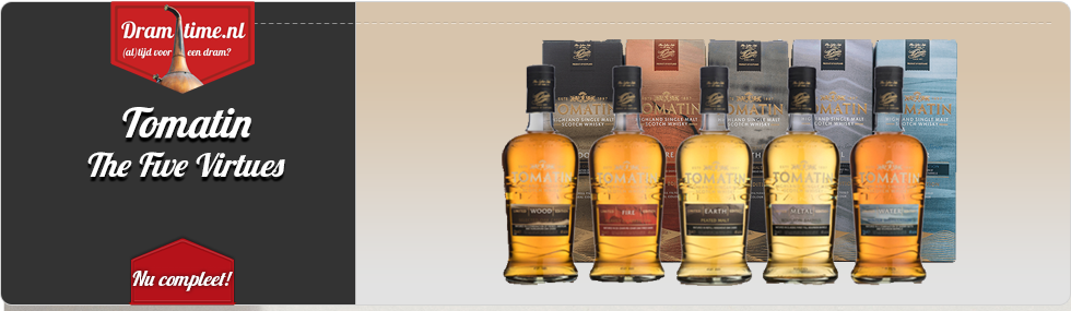 Tomatin Five Virtues