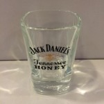 Jack Daniel's Honey Shot Glas