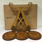 Ardbeg Whisky Plint Set