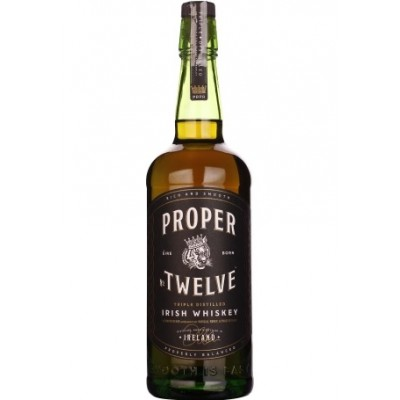 Proper Twelve Irish Whiskey by Conor McGregor