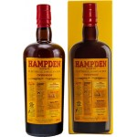 Hampden Estate Pure Jamaican Overproof Rum (60%)