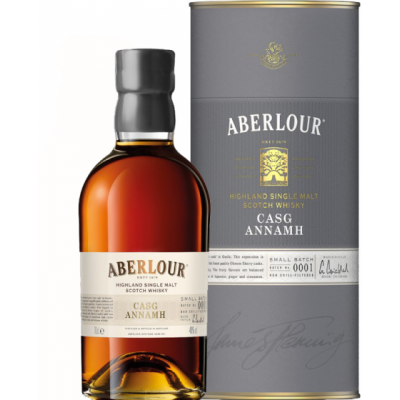 Aberlour Casg Annamh Small Batch 001