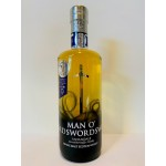 Annandale Founder's Selection Man O'Sword Ex-Bourbon Single Cask 189 (61,1%)