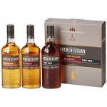 Auchentoshan The Gift Collection 20cl (American Oak, 12yo, Three Wood)