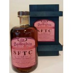 Ballechin Straight From The Cask 13yo 2004 Burgundy Cask Matured (53,1%)