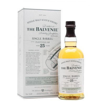 Balvenie 25 years 1974 - 2000 Single Barrel #10146 | Passion for ...
