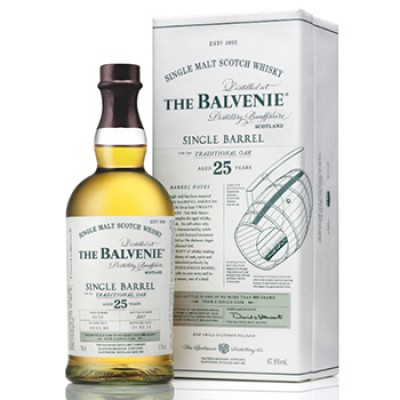 Balvenie 1978 Single Barrel 25 Year Old | Whisky Auctioneer | Scotch ...