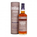 BenRiach 10yo 2007 Peated Virgin Oak Cask 7722 Single Cask Batch 15 (57,1%)