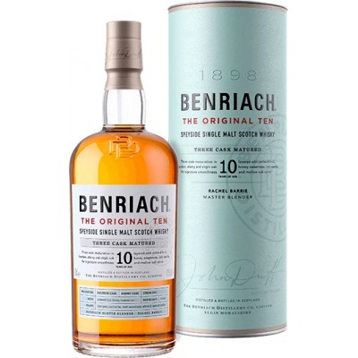 BenRiach 10yo The Original Ten