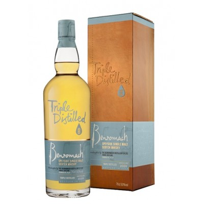 Benromach 2009 Triple Distilled
