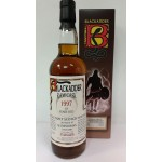 Blackadder Raw Cask Auchentoshan 18yo 1997 (52,3%)