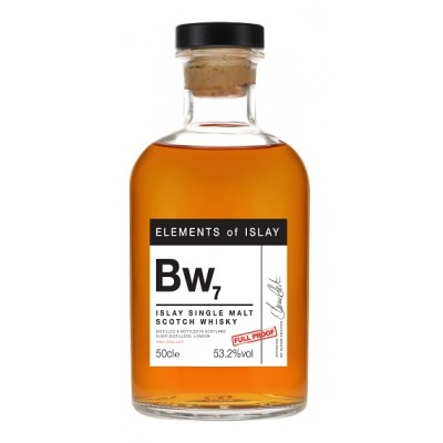 Elements of Islay Bw7 (50cl) (53,2%)