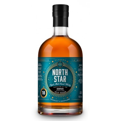 North Star Bowmore 18yo 2001 (55,2%)