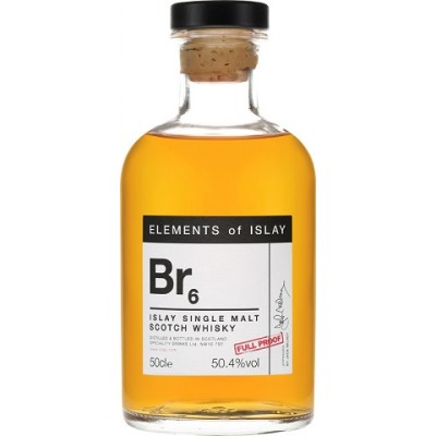 Elements of Islay Br6 (50cl) (50,4%)