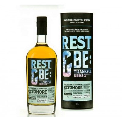 Rest & Be Thankful Whisky Company Octomore 6yo 2008 Bourbon Cask (66,3%)
