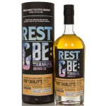 Rest & Be Thankful Whisky Company Port Charlotte 13yo 2001 Sherry Oak (64,6%)