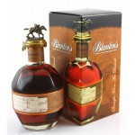 Blanton's Straight From The Barrel (62,8%)