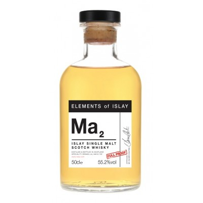 Elements of Islay Ma2 (50cl) (55,2%)