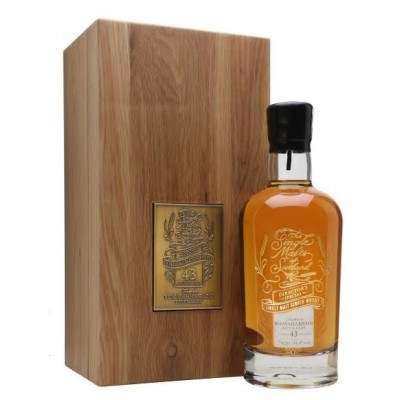 The Single Malts of Scotland Director's Special Bunnahabhain 43yo 1975 (41,4%)
