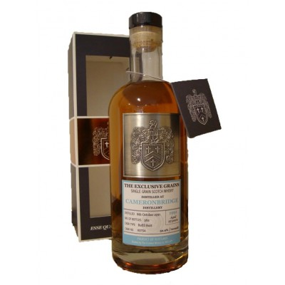 The Creative Whisky Company Exclusive Grains Cameronbridge 25yo 1991 (52,9%)