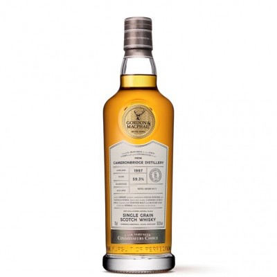 Connoisseurs Choice Cask Strength Cameronbridge 21yo 1997 (59,3%)