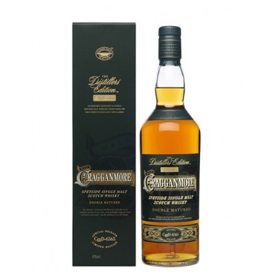 Cragganmore Distillers Edition 2007 – 2019