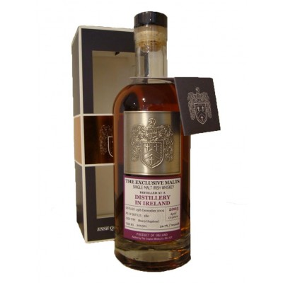 The Creative Whisky Company Exclusive Malts Irish 13yo 2003 (52,7%)