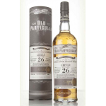 Old Particular Single Grain Girvan 26yo 1989 (51,5%)