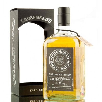Cadenhead Small Batch Glen Grant-Glenlivet 24yo 1992 (45,9%)