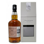 Wemyss Leather Bound Ledger (Glen Scotia) 24yo 1991