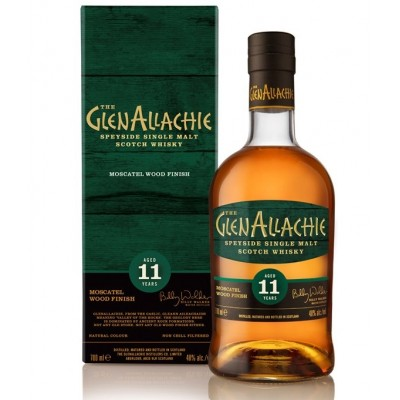 GlenAllachie 11yo Moscatel Wood Finish