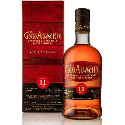 GlenAllachie 11yo Port Wood Finish