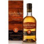 GlenAllachie 9yo Rye Wood Finish