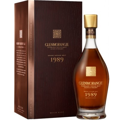 Glenmorangie Bond House No. 1 Collection Grand Vintage Malt 1989