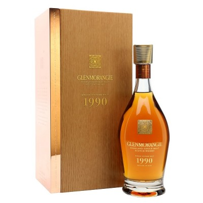 Glenmorangie Bond House No.1 Collection Grand Vintage Malt 1990
