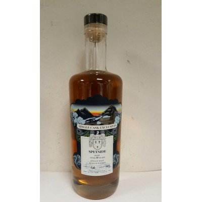 The Creative Whisky Company Single Cask Exclusives Speyside 9yo GR002 (50%)