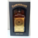 Cadenhead Single Cask Glentauchers 27yo 1990 (54,4%)