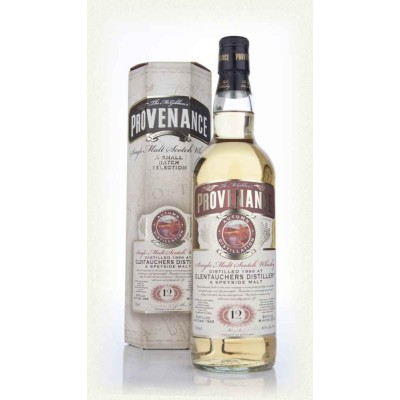 Provenance Glentauchers 12yo 1999